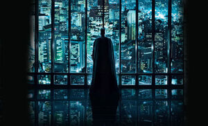 Dark-knight-looking-out-over-gotham