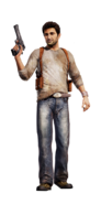 Drake in Uncharted: Drake's Fortune