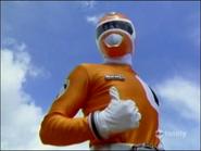 Kelson Henderson - Orange SPD Ranger - SPDe16 - Boom