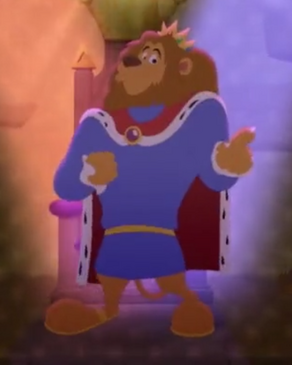 King Arthur (Legend of the Three Caballeros)