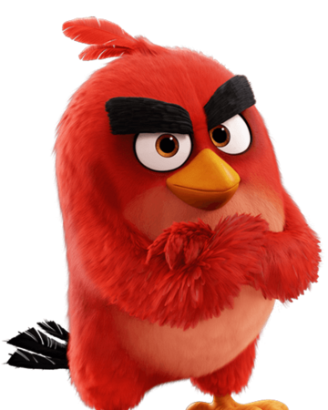 Red The Angry Birds Movie Heroes Wiki Fandom