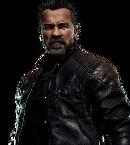 Terminator MK11