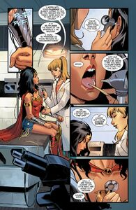 Wonder woman checkup