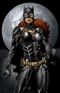 Batgirl jc
