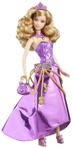 Delancy Princess Gown Doll