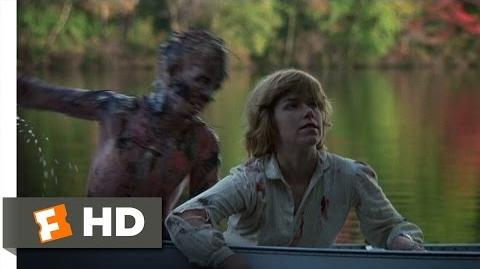 Friday the 13th (10 10) Movie CLIP - He's Still There (1980) HD