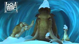 "Ice Age ""Ice Slide"" Clip Fox Family Entertainment"
