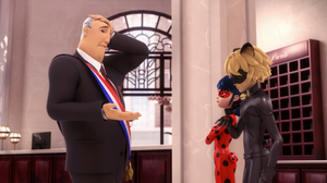 Mr. Pigeon - Ladybug and Cat Noir 08