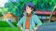 Professor Sycamore in Summer Camp