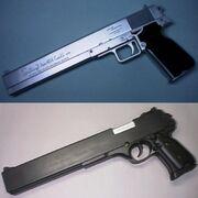 Alucard's guns