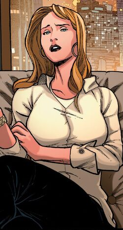 Elizabeth Allan (Earth-616) from Venom Vol 1 161 003