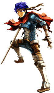 Ike (FE13 DLC Artwork)