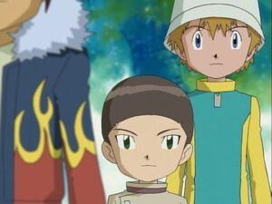 Iori and Takeru (Ep. 25)