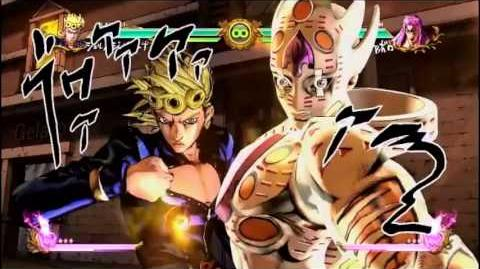 JJBA All Star Battle OST - Gold Experience (Giorno's Theme)-1