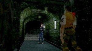 Resident Evil 2 - Zombie Brad Vickers Easter Egg