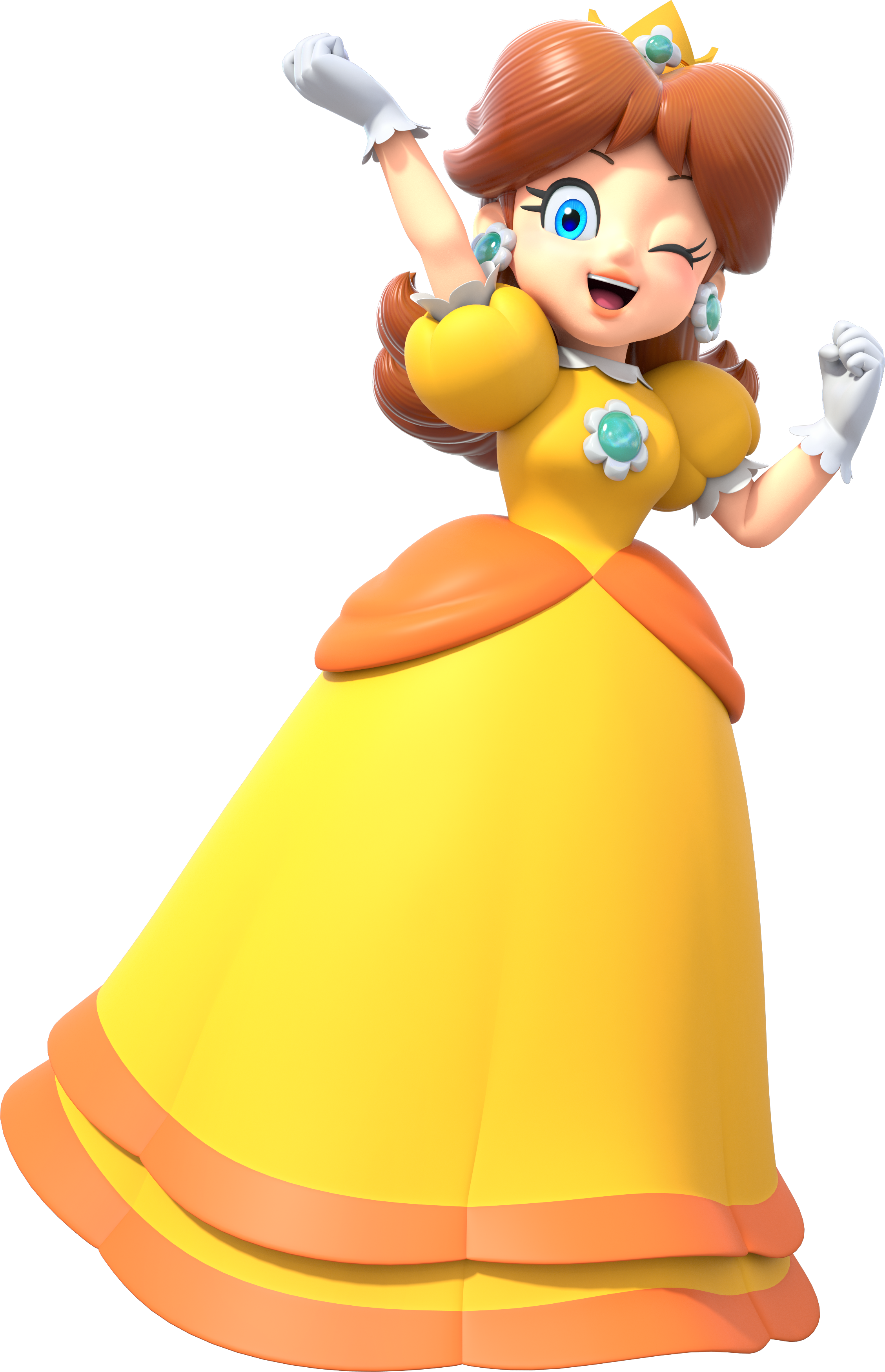 Princess Daisy Heroes Wiki Fandom