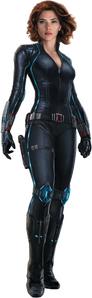 AOU Black Widow Transparent