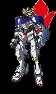 ASW-G-08 Gundam Barbatos 2nd Form (Front)