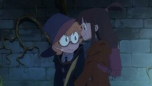 Lotte and Akko