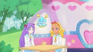 STPC35 Madoka, Prunce and Elena talk about Hikaru