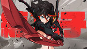 Kill-la-Kill-Wallpaper-Matoi-Ryuuko