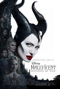 Maleficent Mistress of Evil poster (2)