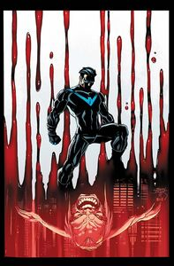 Nightwing Vol 4 25 Textless Variant