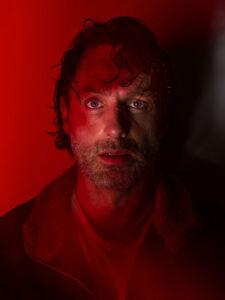TWDRick-Season 7-Red