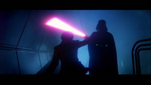 Darth Vader combines