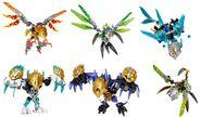 Elemental Creatures