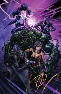 Justice League Dark Vol 2 9 Textless Variant