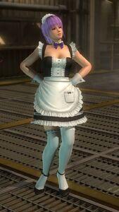 Maid ayane