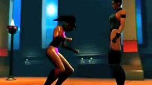 Mortal Kombat 4 Gold ~ Kitana Ending