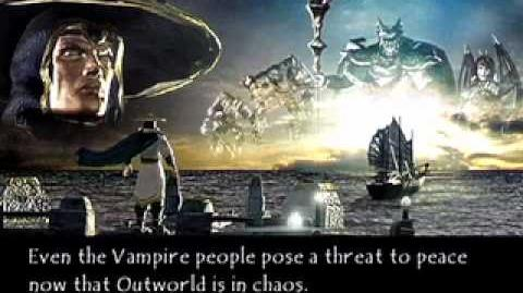 Mortal Kombat Deadly Alliance - Raiden Ending