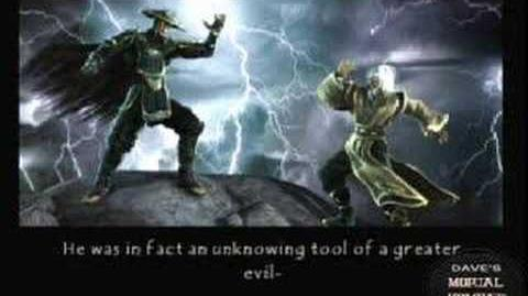 Mortal Kombat Deception Raiden Ending