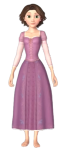 Rapunzel (Short Hair) KHIII