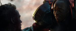 Rhodey (Death of Tony Stark)