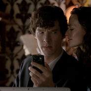 Sherlock and Irene