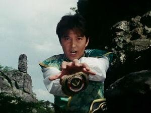 Burai with Dragon Buckler