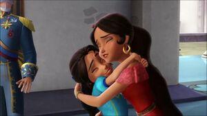 Elena and Isabel Reunited