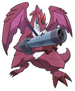 Giroro dragon