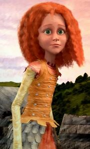 Jane (Jane and the Dragon)