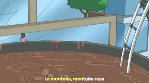 Phineas y Ferb La Montaña Rusa - Video Musical
