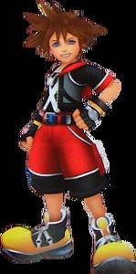 Sora (Scan) KH3D
