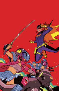 Batgirl Vol 4 36 Textless