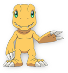 Agumon DA The Movie