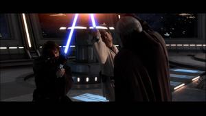 Anakin crosses