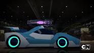 Blurr's car mode