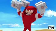Knuckles the Echidna 4
