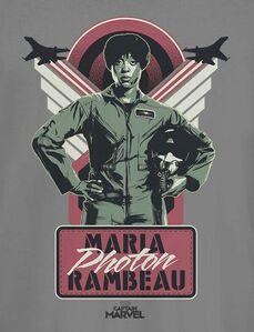 Maria promo art